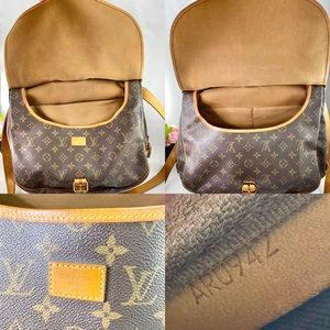 Louis Vuitton Bags - 🌺ADORED🌺 Louis Vuitton Saumur 35